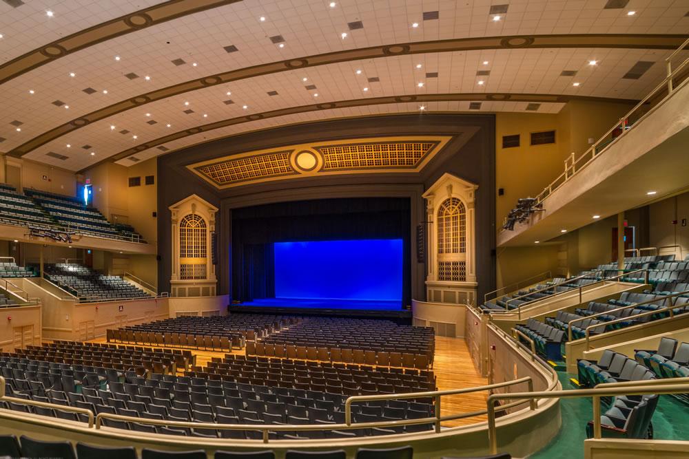 Township Auditorium Michael M Simpson Amp Associates Inc