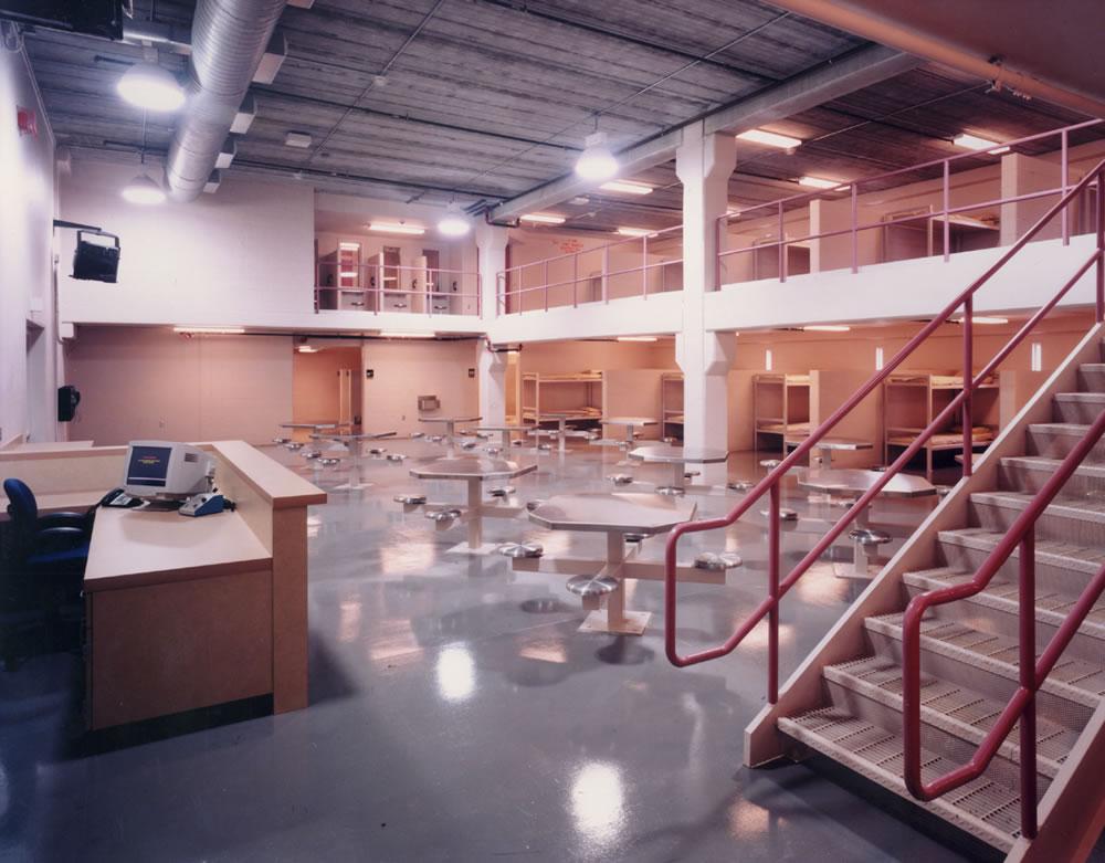 Clayton County Justice Complex - Michael M  Simpson