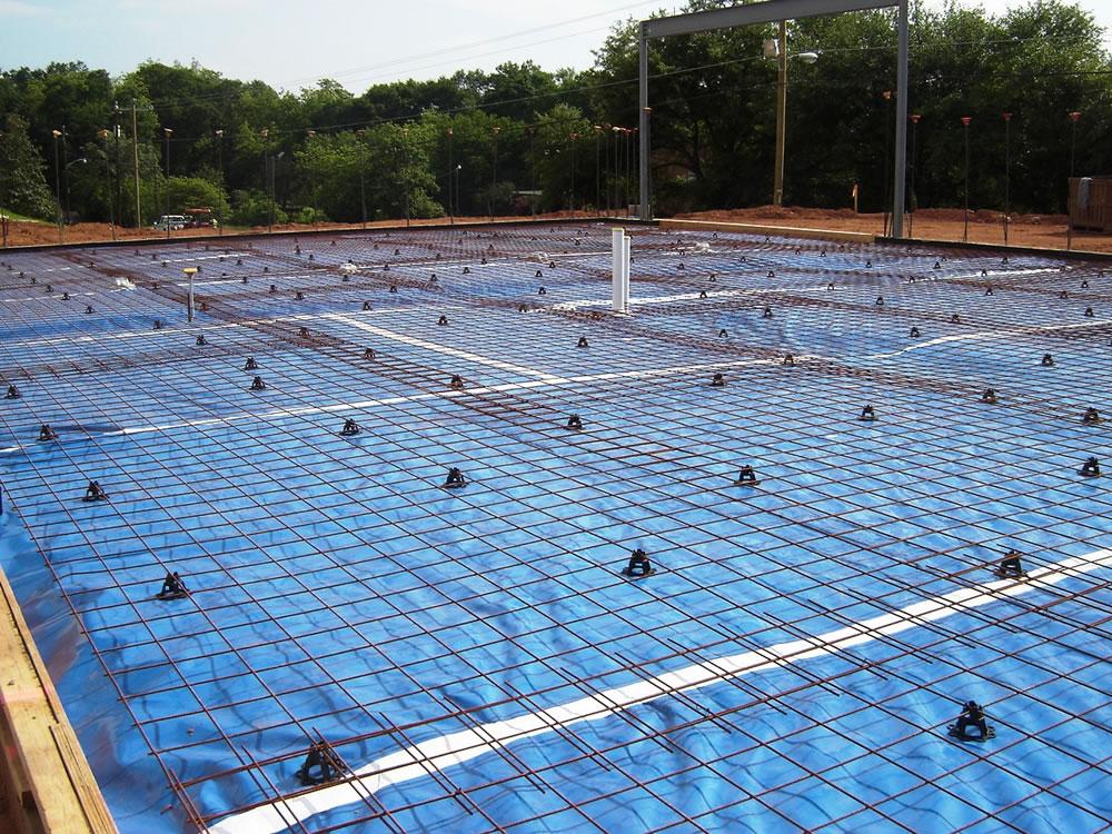 C C Woodson Recreation Center Michael M Simpson Associates Inc Structural Engineers