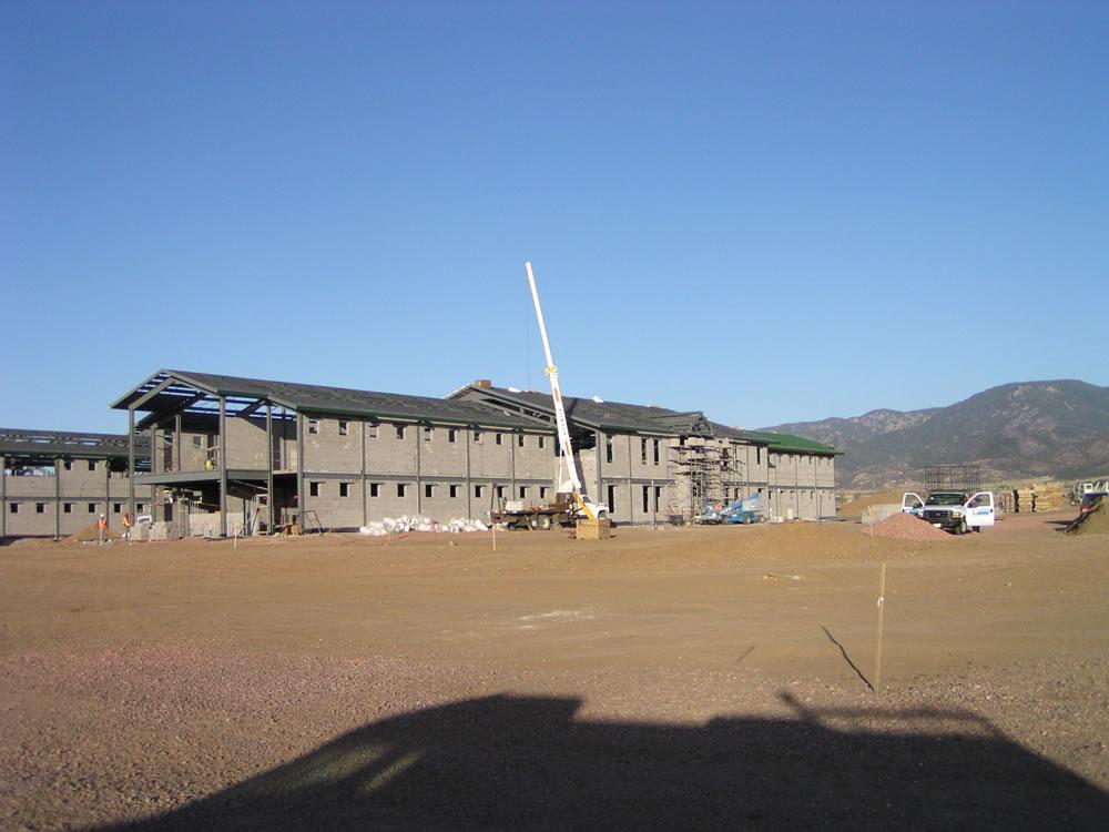 Fort Carson Barracks Michael M Simpson Amp Associates